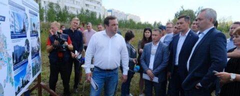 Строительство новых поликлиник началось в Новосибирске