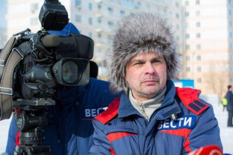 Журналисту из Новосибирска вручили премию посмертно
