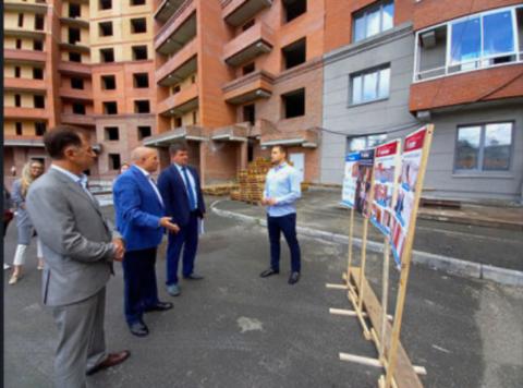 В 2021 году сдадут долгострой на улице Есенина в Новосибирске