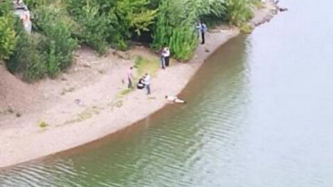 Тело мертвого мужчины нашли на Затоне в Новосибирске