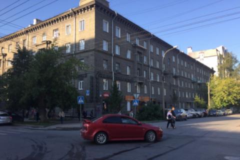 Здание НЮИ эвакуировали из-за сообщения о минировании
