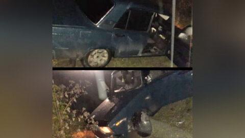 В Каменке сбили 8-летнего ребёнка - водитель сбежал