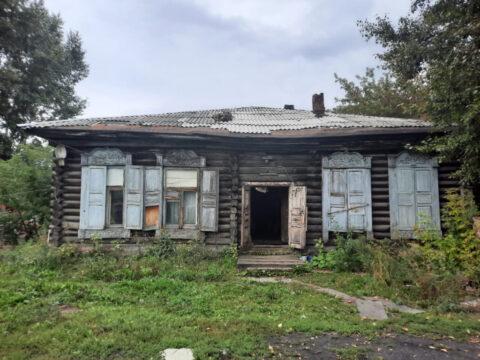 В Новосибирске обрушилась крыша в квартире пенсионерки