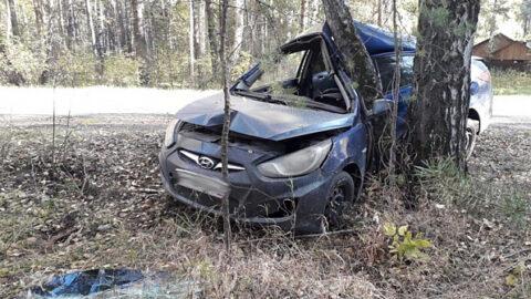 ДТП в Бердске - 18-летний водитель попал в реанимацию