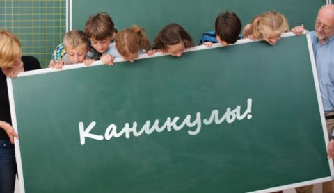 Из-за пандемии школьные каникулы в Новосибирске продлятся 2 недели