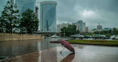 Хорошая погода еще будет в Новосибирске