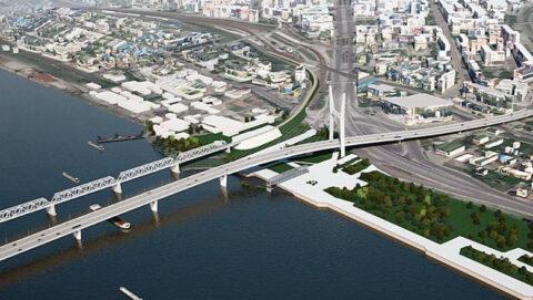 Четвертый мост через Обь в Новосибирске получил разрешение на строительство