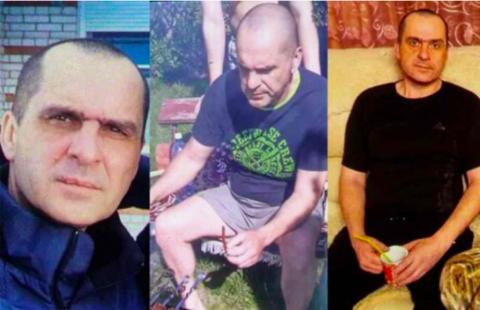 В Новосибирске ищут подозреваемого в убийстве
