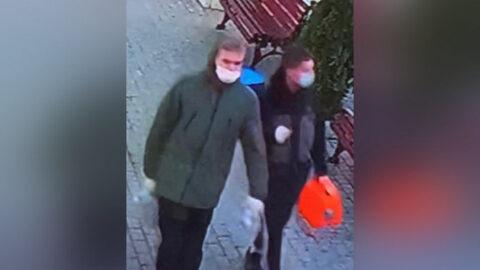 Полиция Новосибирска ищет угонщиков бежевого ВАЗа