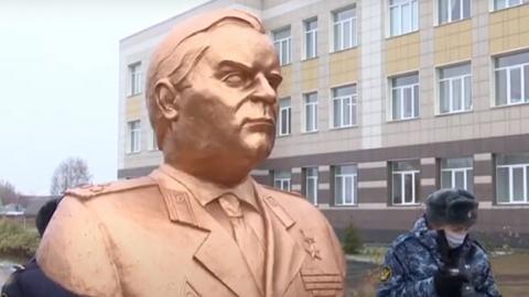 Новый памятник появился в Новосибирске