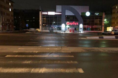 В Новосибирске водитель сбил 12-летнего ребенка и скрылся с места ДТП