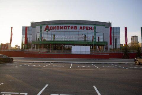 Региональный центр волейбола открыл губернатор Андрей Травников