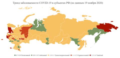 Новосибирская область вышла на пик заболеваемости по COVID-19