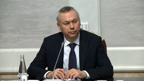 Губернатор НСО поручил сформировать запас медикаментов на новогодние праздники