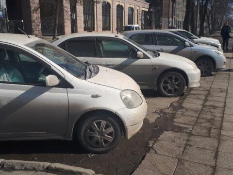 В Новосибирской области стали меньше угонять автомобили