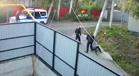 Бойцу Росгвардии вынесли приговор за избиение новосибирца