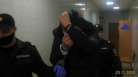 Экс-прокурора Новосибирска Дениса Ференца отправили в СИЗО