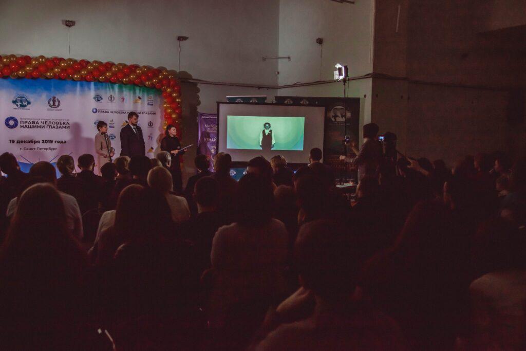 Молодежь высказалась о правах человека благодаря Международному конкурсу «Права человека нашими глазами»