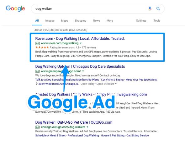 Что такое Google AdWords и как он работает?