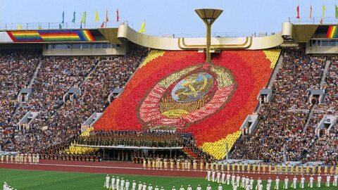 Глава Новосибирска предлагает выступать на Олимпийских играх под флагом СССР