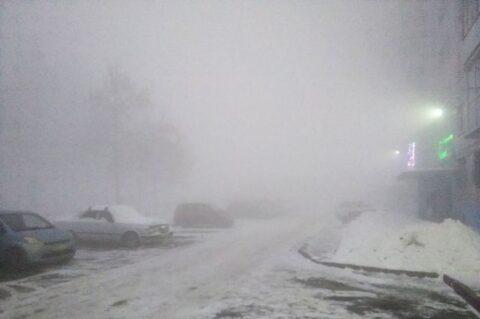 В Новосибирске зафиксирован критический уровень загрязнения воздуха