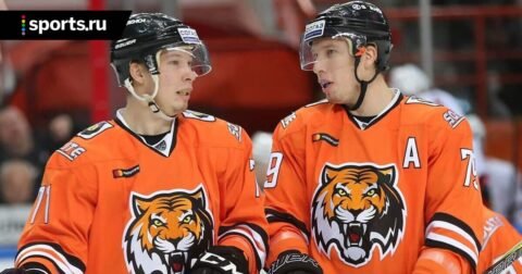 Хоккейный клуб из Новосибирска подписал двух игроков