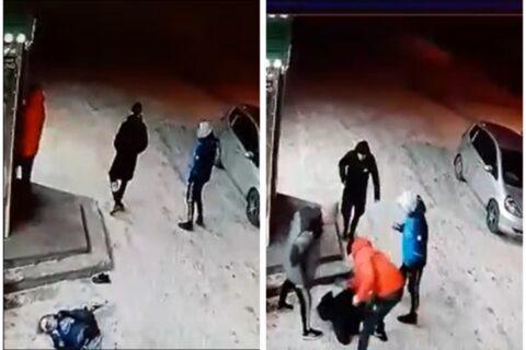 В Новосибирске арестовали подростков, избивших женщину-таксистку