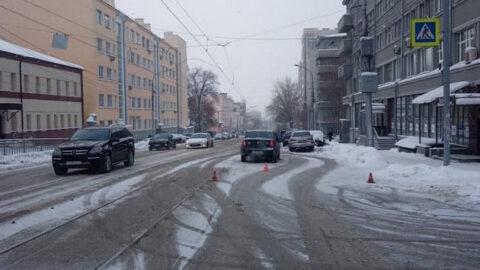Шестилетнего мальчика сбили в центре Новосибирска