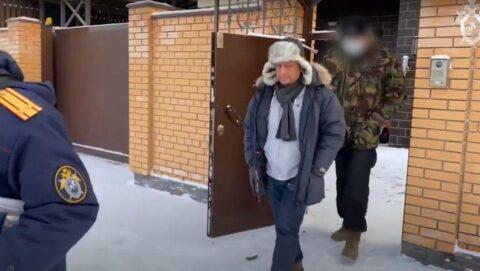Главу новосибирского ТУАД Михаила Чуманова отправили в СИЗО