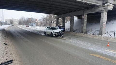 """""""Пьяное"""" ДТП в Новосибирске - за рулем был подросток"""