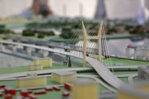 В Новосибирске построят 400-метровую эстакаду на участке нового моста