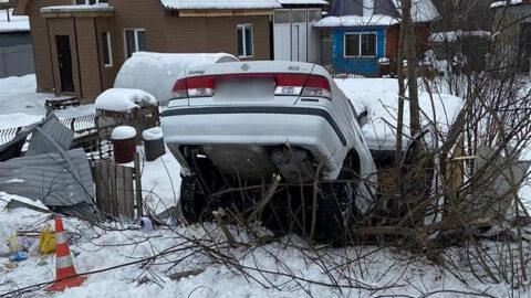 В Бердске погибла в ДТП 22-летняя девушка