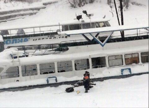 Рыбаку стало плохо на Затоне в Новосибирске