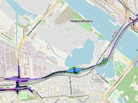 Мэр Новосибирска извинился перед горожанами за перекрытие дорог из-за четвертого моста