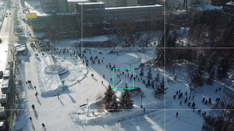 Около 500 жителей Новосибирска собрались на несанкционированную акцию
