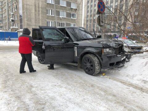Задержан насмерть сбивший сибирячку водитель Range Rover