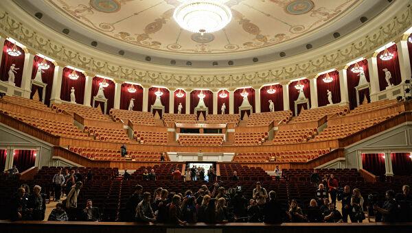 В Новосибирске открыт новый театр