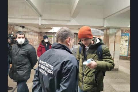 Минтранс на прошлой неделе провел 94 проверки в общественном транспорте Новосибирска