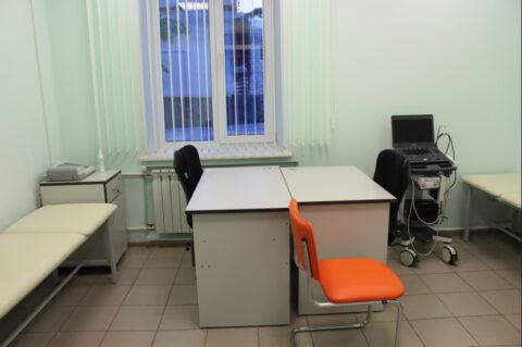 В Новосибирской области модернизировали детскую поликлинику