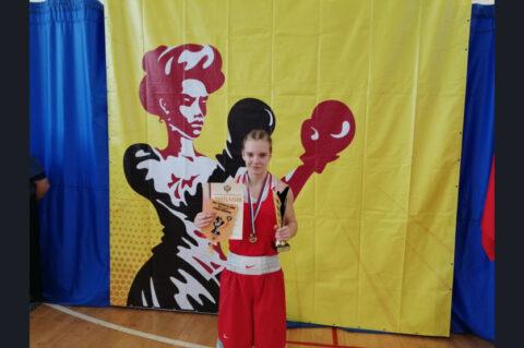 Спортсменка из Новосибирской области выиграла первенство России по боксу