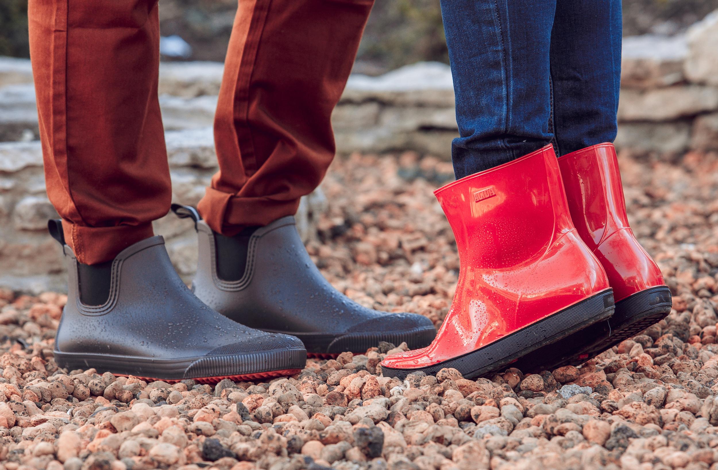 Обувь российского производства