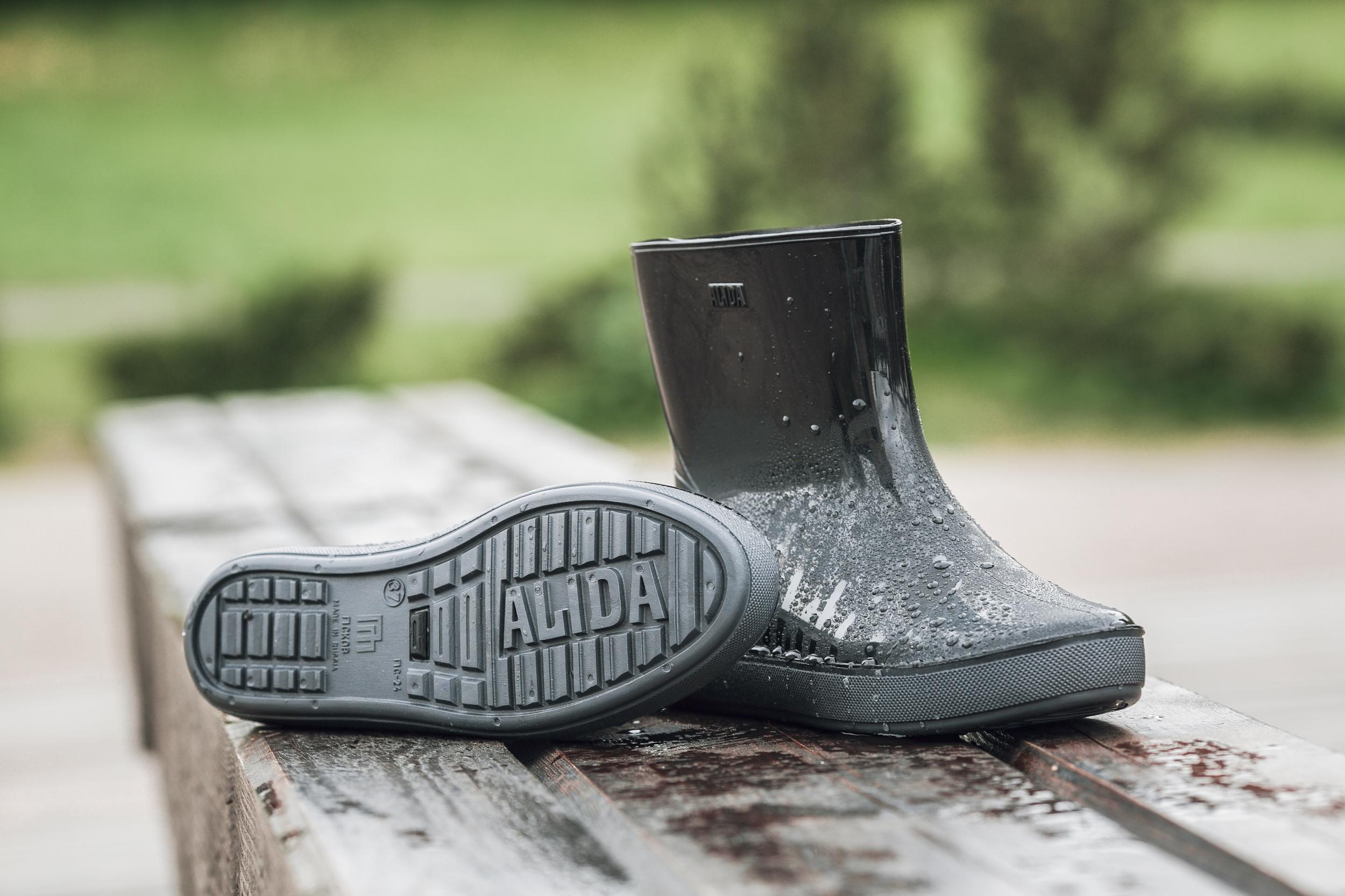 Демисезонные ботинки Nordman