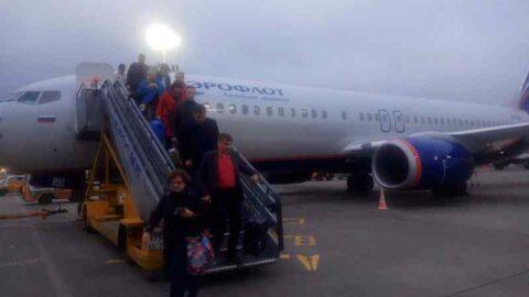 Пассажиров рейса «Новосибирск-Москва» высадили перед вылетом