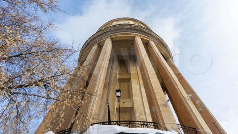 Водонапорную башню в Новосибирске можно купить за 50 млн рублей