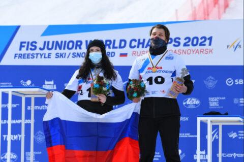 Новосибирская сноубордистка выиграла первенство мира