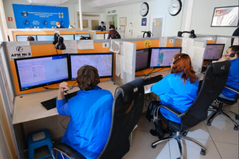 Новосибирский робот Николай обрабатывает около 15 тысяч звонков в день