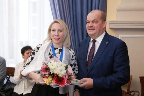 В Новосибирске выбрали «Учителя года»