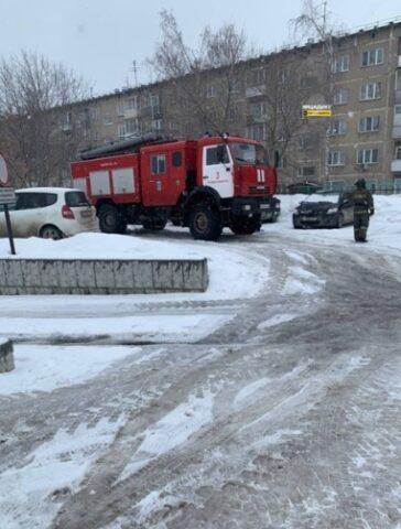 Из-за сообщения о минировании в Новосибирске эвакуировали суд
