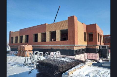 В Бердске строят детский сад-ясли «под ключ»