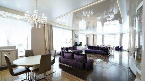 В элитном поселке Новосибирска продают коттедж за 180 миллионов рублей